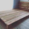 【簡単DIY】木製パレットを使ったベッド