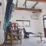 美容室の内装をDIY・セルフリノベーション進捗状況