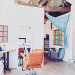 平屋の中古住宅を美容室にセルフリノベーション