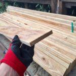 【古民家・和室・DIY】セルフリノベーション・DIYで野地板・胴縁を使う