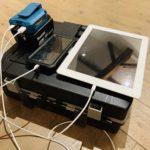 【災害への備え】マキタのバッテリーをモバイルバッテリー(非常用電源)として使う為のメチャメチャ便利なアイテム!