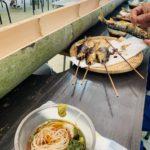 綾町で流しそうめんといえばココ【綾の里】竹の切り出しの手伝いに行ってきました!
