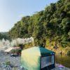 テントサウナ(2代目)をDIYで自作しました!使用したテント・煙突の断熱・かかった費用も公開!